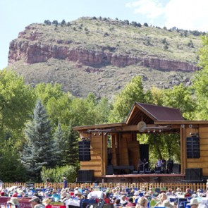 Folks Fest stage