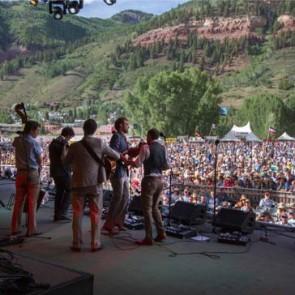 Telluride Bluegrass Festival: 4-Day Pass