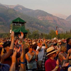 Telluride Bluegrass Festival: Sunday, June 24, 2018