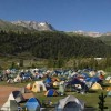 Telluride Bluegrass Camping: Lawson Hill (requires single-day or 4-day pass)