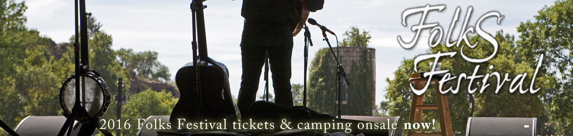 2016 Folks Festival tickets onsale now