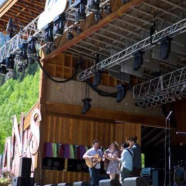 Telluride Band Contest
