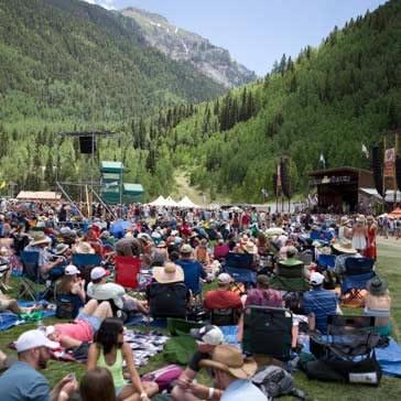 Telluride Bluegrass Festival: Friday, June 21, 2019