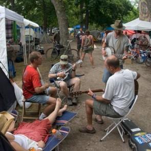 RG Meadow Park pickers