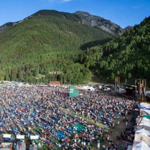 Telluride Bluegrass Festival: Saturday, June 22, 2019