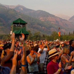 Telluride Bluegrass Festival: Sunday, June 23, 2019