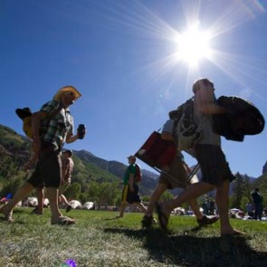 Telluride Bluegrass Festival: Thursday, June 20, 2019