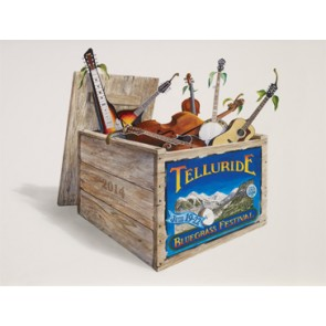 2011 Telluride Bluegrass Festival Poster