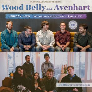 WoodBelly & Avenhart - 4/26/19 - Wildflower Pavilion