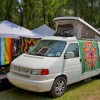 Folks Fest Camping: On-Site Vehicle