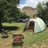 RockyGrass Camping: Planet Bluegrass Farm