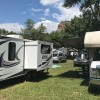 RockyGrass Camping: Planet Bluegrass Farm RV