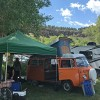 RockyGrass Camping: Planet Bluegrass Farm Vehicle