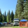 Telluride Bluegrass Camping: Mary E Ilium Vehicle (requires Mary E camping pass & 4-day pass)