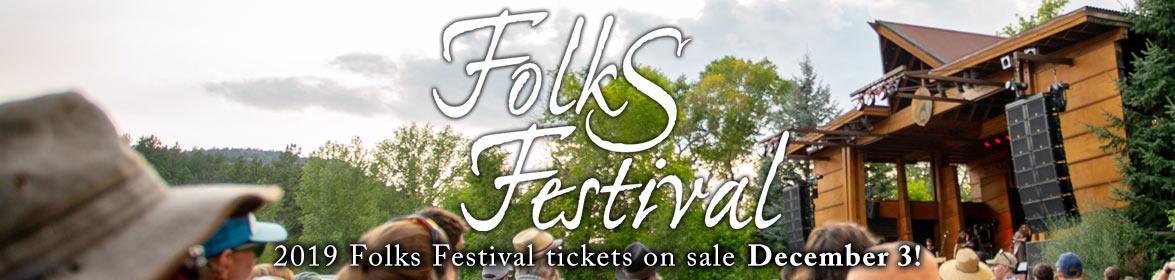 2019 Folks Festival tickets on sale December 3